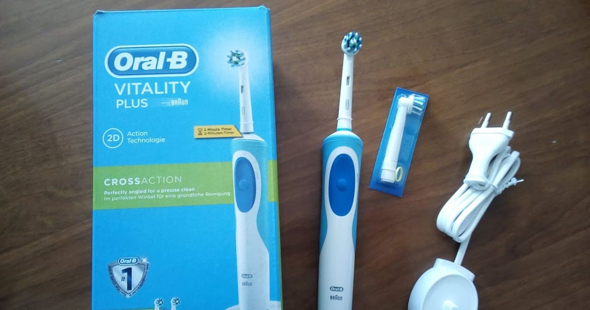 recensione Oral-B Vitality Plus CrossAction